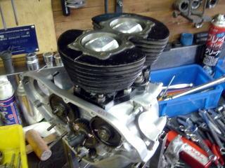 1960 Triumph650
